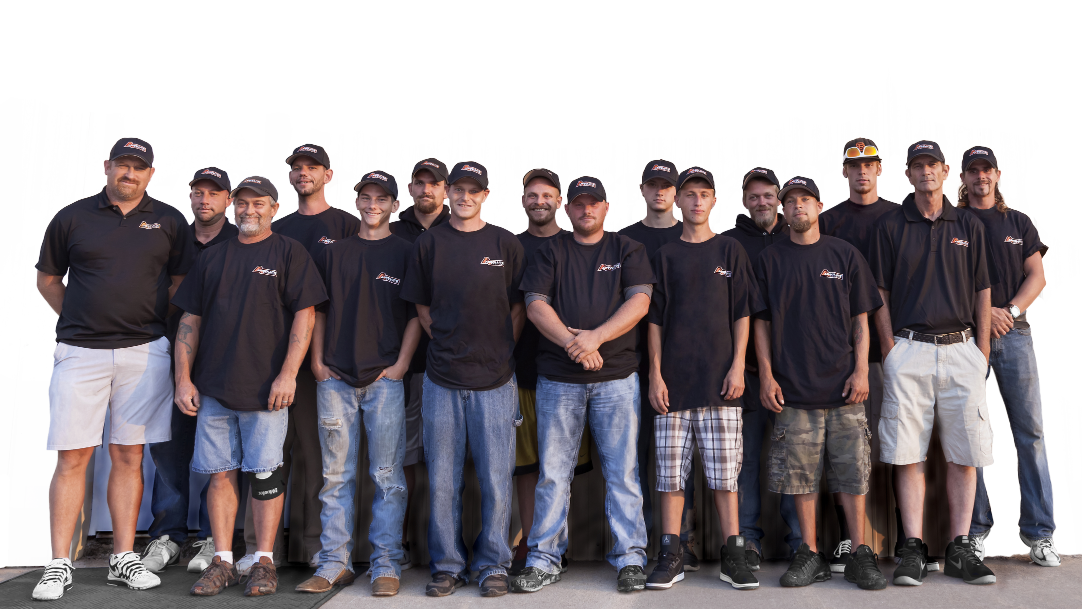 Absolute Roofing Team