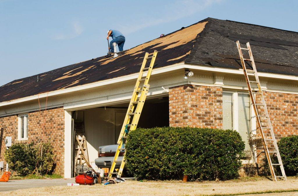 Captivating Roof Replacement Process