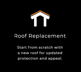 Roof Replacement Button